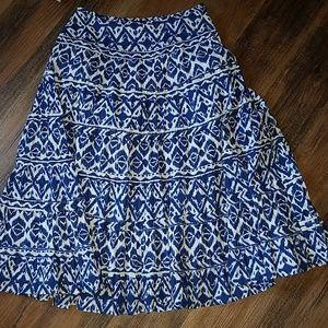 Jones New York broom stick skirt 4